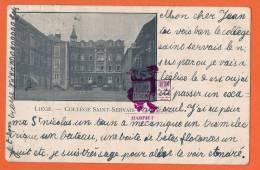 LIEGE -  Collège Saint-Servais -  1898 - Liege