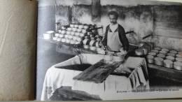 Roquefort  Carnet De 18 Cartes Postales Sur 20 Edition Gr Bazar Bertrand St Affrique - Roquefort