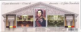 Belg. 2006 - COB N° 3491 à 3493 ** - 175 Ans De Démocratie (bloc 127) - Unused Stamps