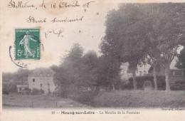 Belle CPA 45 : MEUNG SUR LOIRE - Le Moulin De La Fontaine - Autres Communes