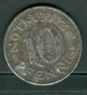 10 Pfennig 1920 Acier - Notmünze - Ville D´ AACHEN. - Laura7204 - [ 3] 1918-1933 : Weimar Republic