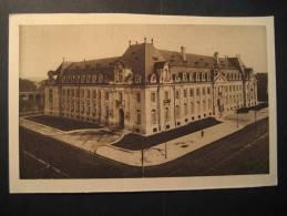 LUXEMBOURG Administration Centrale Acieries Burbach Eich Dudelange ARBED Post Card Lussemburgo Luxemburg Luxemburgo