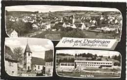 71134 Aidlingen Gruß Aus Deufringen Kreis Böblingen Wttbg. - Zonder Classificatie