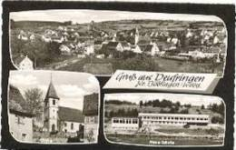 71134 Aidlingen Gruß Aus Deufringen Kreis Böblingen Wttbg. - Unclassified