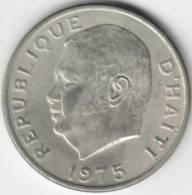 @Y@   Haiti  10 Centime 1975   A UNC  (C625) - Haïti