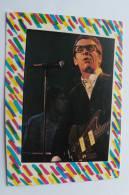 Elvis Costello - Declan McManus - Group Elvis Costello & The Attractions - Cantanti E Musicisti