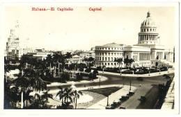Habana - El Capitolio - Capitol - Cuba