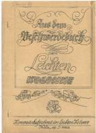 Heft Kameradschaftsabend Der Leichten Kolonne, Köln 1940 - Libri, Riviste & Cataloghi