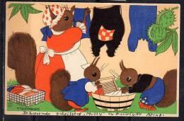 Willy Schermelé Waschdag (c14) - Children's Drawings