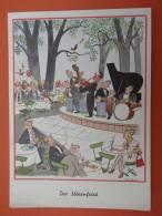 """(2/5/70) AK """"Der Störenfried"""" Künstlerkarte Von Will Halle - Halle, Will"""
