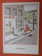 """(2/5/72) AK """"Ein Märchen!"""" Künstlerkarte Von Will Halle - Halle, Will"""