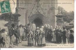 La Sortie De La Grande Messe Au Pardon De St Nicodème - Près Pontivy - Sin Clasificación