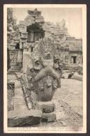CM3) Ruines D'Angkor - Ruins Of Angkor Wat - Garuda - Posted 1929 - Cambodia