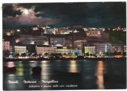 2054.   Napoli - Notturno - Mergellina - Splendore E Fascino Delle Notti Napoletane - 1956 - Napoli (Naples)