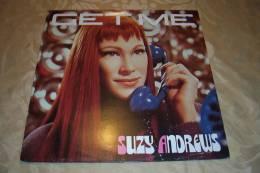 SUZY ANDREWS ° GET ME     PROMO - 45 T - Maxi-Single