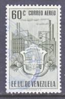 Venezuela  C 345   (o)  ARMS Of  CARABOBO - Venezuela