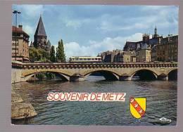 Souvenir De Metz Autobus - Metz