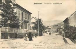 90 GIROMAGNY LA GRANDE RUE - Giromagny