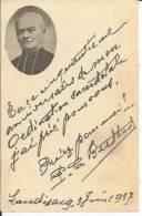 IMAGE PIEUSE.. Anniversaire Du 50e Anniversaire Ordination Sacerdotale Curé BERTHOUT à LANDISACQ Juin 1937 - Images Religieuses