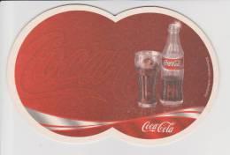 Bierviltje / Sous Bock  Coke - Coca Cola - Sous-bocks