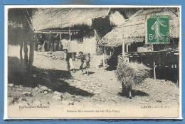 LAOS --  Femmes Méos - Laos