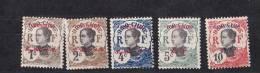 Tch'ong-K'ing N° 65 à 99**  Neuf Sans Charniere - Tchong-King (1902-1922)