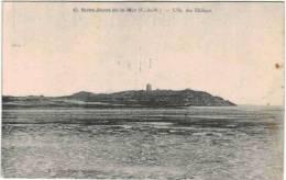 Saint Jacut De La Mer -  Ile Des Ebihens - Saint-Jacut-de-la-Mer