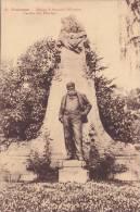 Cpa 25 Toulouse Statue D'armand Silvestre (jardin Des Plantes) - Toulouse