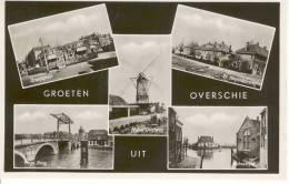 Overschie Groeten Uit - Postkaarten