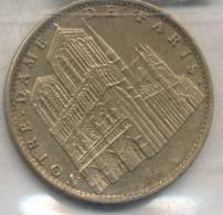CATHEDRALE NOTRE DAME DE PARIS EDITION 2009 - Monnaie De Paris