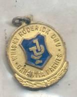 WHISKY WHISKEY RODERICK DHU GARANTIA PARNES - MEDALLA REPUBLICA ARGENTINA CIRCA 1950 RARISIME