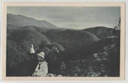 Romania - Brasov - Gebirgspanorama Von Der Teufelsspitze Gesehen - Roumanie