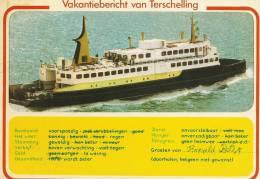 Terschelling  Vacantiebericht  A-697 - Terschelling