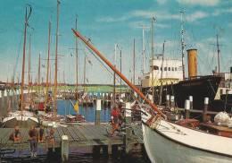 Terschelling  Haven-The Port - Harbour  A-700 - Terschelling