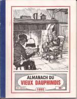ALMANACH Du Vieux DAUPHINOIS . - Rhône-Alpes