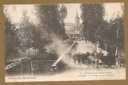 BELLE C.P.A - 63.- Environs De La Mothe - St - Héray - SALLES. - Le Pont Sur Le Pamproux - Voyagée Le 12.9.1905 - France