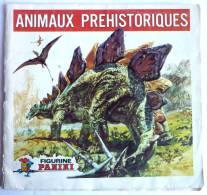 RARE ALBUM PANINI 1974 ANNIMAUX PREHISTORIQUES - COMPLET 360 images
