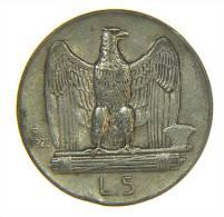 5 LIRE  ITALIA 1929 ARGENTO SILVER AQUILOTTO - 1861-1946 : Regno