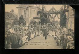 EZY - Fete De La Croix-pajeot - Concert Par Les Trompettes - Musique - Voir état - France
