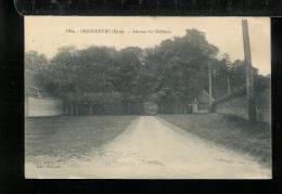 GROSSEUVRE - Avenue Du Chateau - Francia