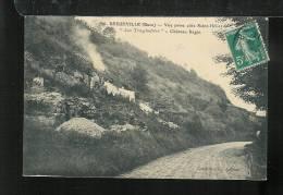BEUZEVILLE - Vue Prise De St Helier - Les Troglodites - Chateau Béguin - France
