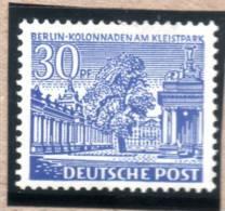 ALLEMAGNE Berlin : TP N° 37 ** - Ungebraucht