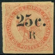 Reunion (1885) N 4 * (charniere)