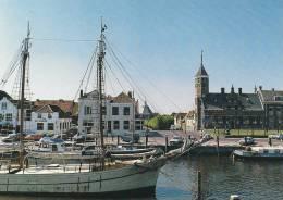 Willemstad  Binnenhaven  A-726 - Netherlands