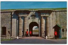 Québec - Royal 22 Regiment - Citadelle Citadel Stronghold - Porte Dalhousie Gate - Unused - Québec - La Citadelle