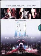 """Haley Joel Osment / Jude Law - """" A.I """" - Intelligence Artificielle - De Steven Spielberg - ( Coffret 2 DVD ) - Sciences-Fictions Et Fantaisie"""