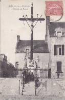 CPA 62 ETAPLES ,le Calvaire Des MARINS. (animée) 1905. - Etaples