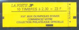 Carnet 2614C9** Fermé - Booklets