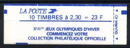 Carnet 2614C10** Fermé - Booklets