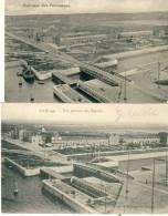 Zeebrugge - Le Bassin - 2 PK / 2 Cartes ( Verso Zien ) - Zeebrugge